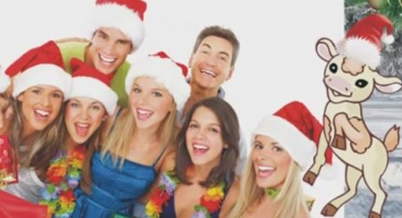 Семейные конкурсы на новый год